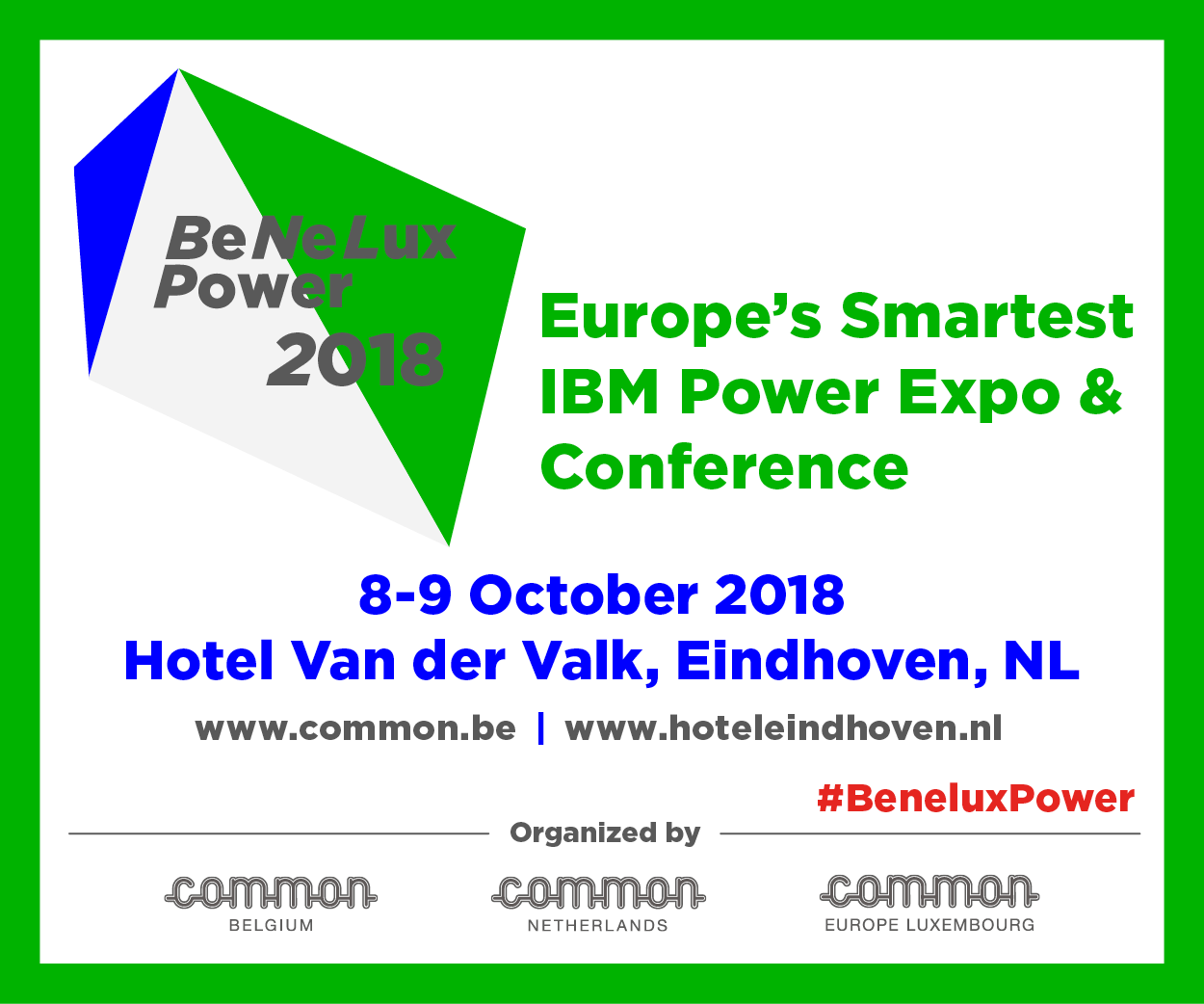COMMON BeNeLux Power 2018 mail banner 300x250 300ppi