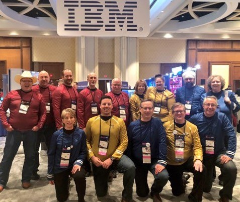 IBM i Team Startrek